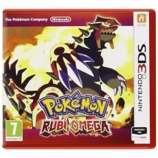 Juego 3ds pokemon rubi omega