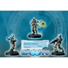 Haqqislam - ghulam infantry...