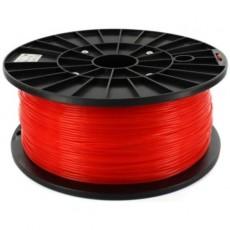 Pla bq 1 75mm ruby rojo 1kg