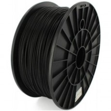 Pla bq 1.75mm coal negro 1kg