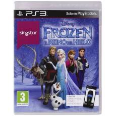 Juego ps3 singstar frozen