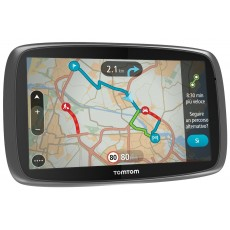 Tomtom go live 6100 world...