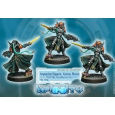 Yu jing - imperial agents...