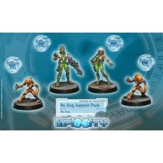 Yu jing - support pack