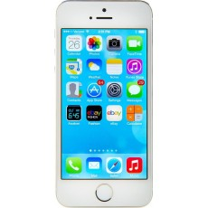 Apple iphone 5s silver 16gb...