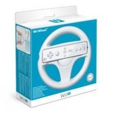 Wii u accesorios - volante...