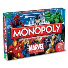Monopoly marvel comics ***...