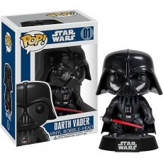 Figura pop star wars: darth...
