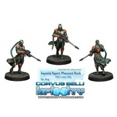 Yu jing - imperial agent...