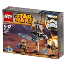 Lego star wars geonosis...