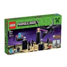 Lego minecraft el dragon ender