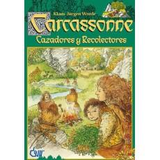 Carcassonne: cazadores y...