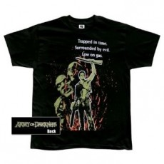 Camiseta army of darkness...