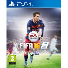 Ps4 fifa 16 - standard edition