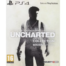 Ps4 uncharted collection -...