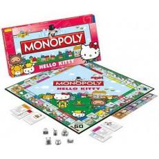 Monopoly hello kitty