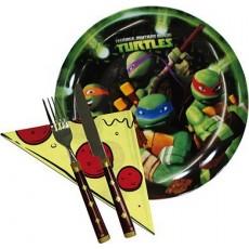 Tortugas ninja set de pizza...