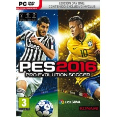 Pc pro evolution soccer 2016