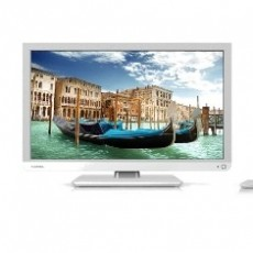 "Led tv toshiba 24"" 24w1334g..."
