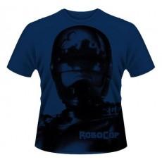 Camiseta robocop: casco...