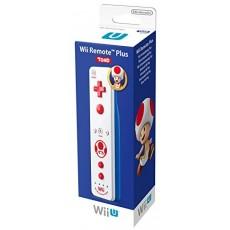 Wii/wii u remote plus toad