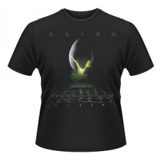 Camiseta alien: huevo talla m