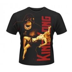 Camiseta king kong: chica...
