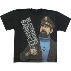 Camiseta tintin capitan...