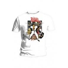 Camiseta terror clasico: 7...