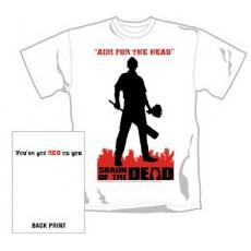 Camiseta shaun of the dead...