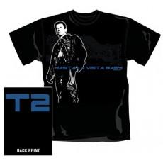 Camiseta terminator hasta...