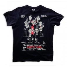 Camiseta mts 007 talla m