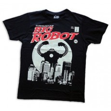 Camiseta mts big robot ii...