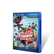 Juego psp vita - little big...