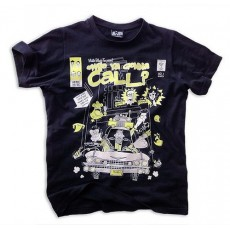 Camiseta mts gonna call...