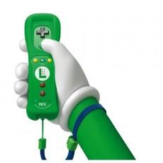 Wii / wii u remote plus luigi