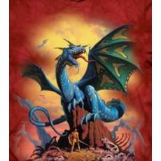 Camiseta dragones blue...