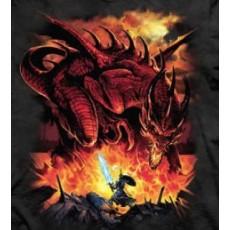 Camiseta dragones last...