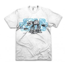 Camiseta star wars at - at...