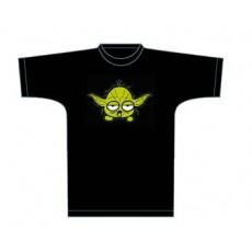 Camiseta neko neko yoda...