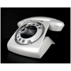 Telefono fijo sixty blanco