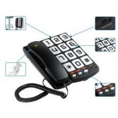 Telefono fijo sologic t-101