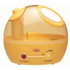 Humidificador amarillo