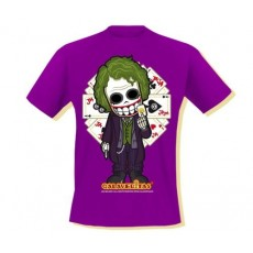 Camiseta calaveritas payaso...