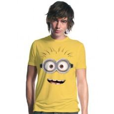 Camiseta minions cara l