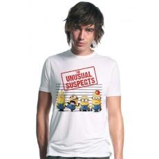 Camiseta minions usual...
