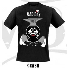 Camiseta bad day crash xl