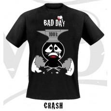 Camiseta bad day crash xl