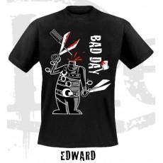 Camiseta bad day edward xl