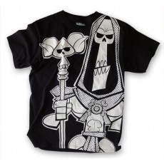 Camiseta mts skeletor talla l